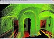3D – модель пещер Киево-Печерской Лавры