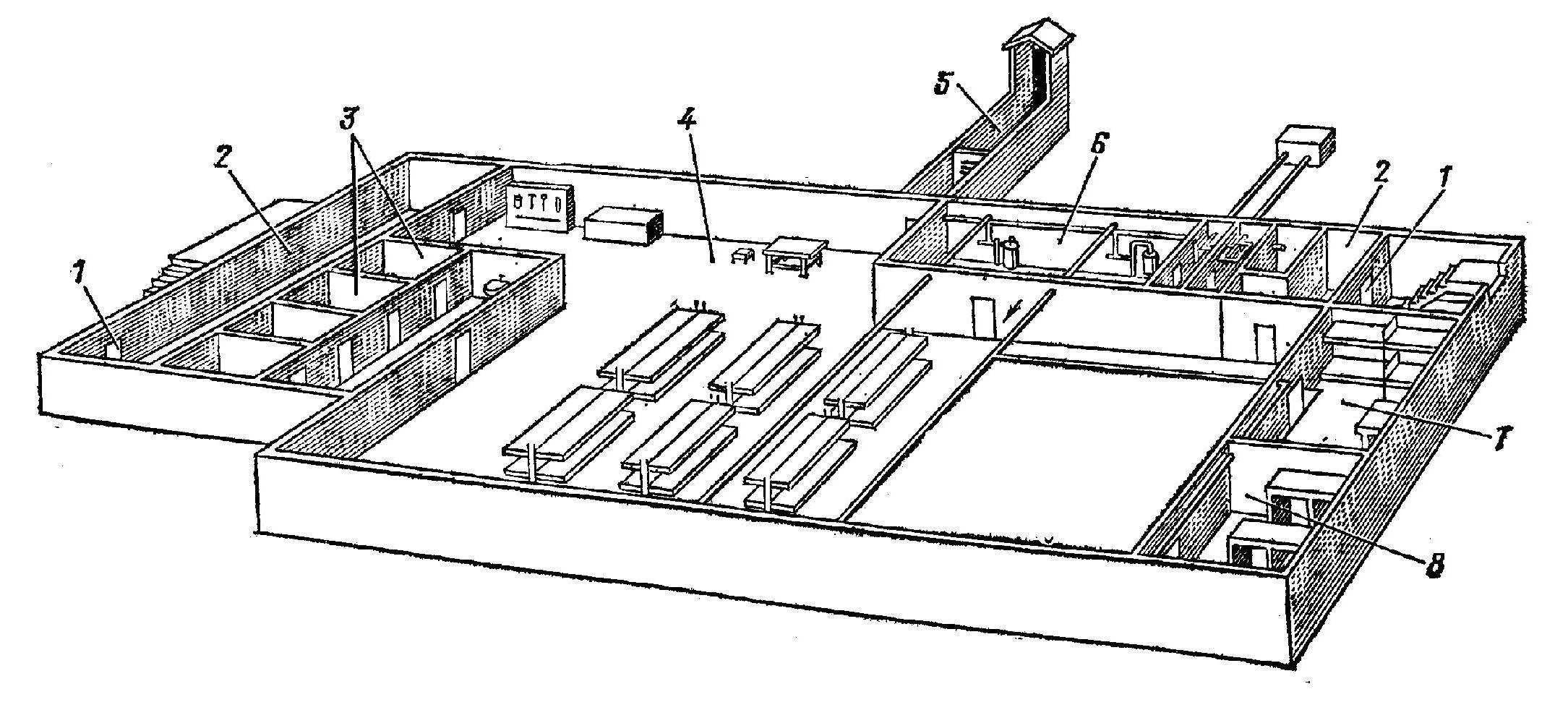 Индивидуальное убежище построенное по готовому проекту это оптимальный